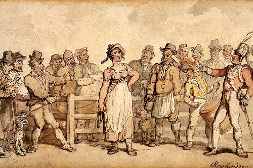 Brutal exhibitions of depravity': 19th Century Wife-selling in Literature -  Blog Posts - Blog - Leeds Trinity University