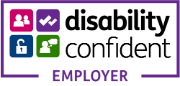 disability confident employer.
